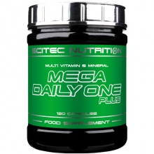 Витамины  Scitec Nutrition Mega Daily One Plus 120кап